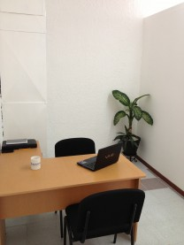 SE RENTA OFICINA AMUEBLADA, 1 O 2 PERSONAS - ZONA COPERNICO en Zapopan, Jalisco