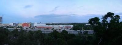 ~Vistas panorámicas en Benito Juarez, Quintana Roo