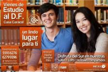 Alojamiento al sur de la ciudad, para 1 persona. en Ciudad de México, Distrito Federal
