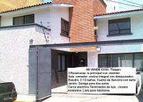 Tlalpan CASA en VENTA acabados lujo, 3 Rec. en tlalpan, Distrito Federal