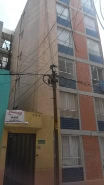DEPARTAMENTO DOS RECAMARAS 52M2 en Ciudad de México, Distrito Federal