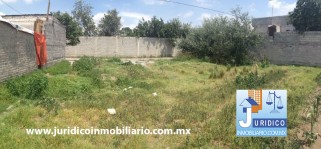 Se vende terreno en SAN PABLO ATLAZALPAN, CHALCO en Chalco de Díaz Covarrubias, México