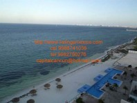 **Frente al mar,Residencial  La Playa en Benito Juarez, Quintana Roo