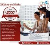 Renta de oficinas en Hermosillo, Sonora en Hermosillo, Sonora