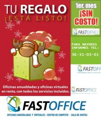 Fastoffice te regala en navidad 1mes GRATIS ii en Zapopan, Jalisco