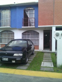 Se renta casa en toluca a 10 min chrysler unitec en Toluca, México