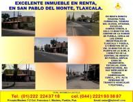 locales en renta como terreno en Puebla (Heroica Puebla), Puebla