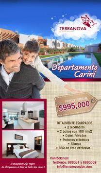 departamentos exclusivos en zona residencial los cabos en cabo san lucas, Baja California Sur