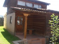 Se renta cabaña para fines de semana en Pátzcuaro, Michoacán en Patzcuaro, Michoacan de Ocampo