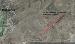 EN VENTA 176 HECTAREAS KM 9  CARRETERA MIL CUMBRES en Morelia, Michoacán de Ocampo