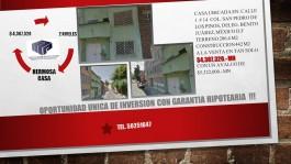 Remate Hipotecario, Casa en San Pedro de los Pinos en Benito Juarez, Distrito Federal