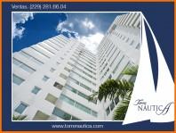 Departamento en venta veracruz - Torre Nautica en Veracruz, Veracruz de Ignacio de la Llave