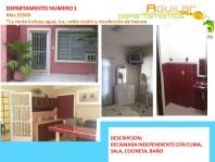 Departamentos Amueblados la renta incluye servicio en Merida, Yucatan