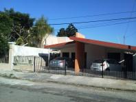 rento casa de tres tecamaras en el campestre en merida, Yucatan