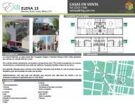 Preventa de casas en condominio en la Col. Nativit en México, Benito Júarez, Distrito Federal