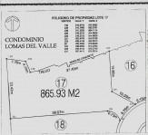 Venta Terreno Lomas del Valle en Coto exclusivo en Zapopan, Jalisco