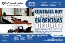 OFICINA VIRTUAL EN SOLO 750 en Zapopan, Jalisco