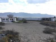 Oportunidad Terreno Industrial Libr. Oscar Flores en Saltillo, Coahuila de Zaragoza