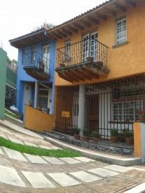 Hermosa casa en renta, condominio de 3 casas en Ciudad de México, Distrito Federal