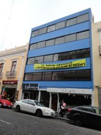 Céntrico edificio Puebla en Puebla, Puebla