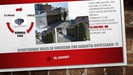 Remate Hipotecario, Casa en Jardines de Satelite en Naucalpan de Juarez, Mexico
