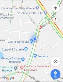 TERRENO AV. 8 DE JULIO en Tlaquepaque, Jalisco