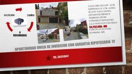 Bonita Casa en Loma Suave 4 recamaras en Naucalpan de Juarez, Mexico