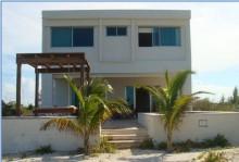 Hermosa casa con vista al mar en playa San Benito en merida, Yucatan