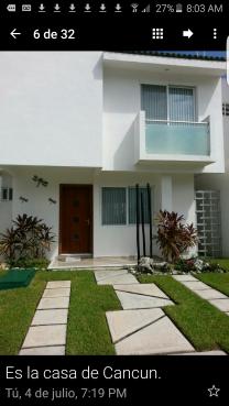 Impecable Casa Amueblada. ¡Lista para habitarde@ en Cancún, Quintana Roo