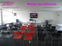 Aula en renta para impartir cursos y conferencias en Benito Juarez, Distrito Federal