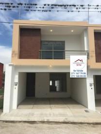 HERMOSA CASA NUEVA EN VENTA en Córdoba, Veracruz de Ignacio de la Llave