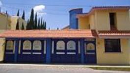Hermosa residencia en centro de Chiautempan con am en Chiautempan, Tlaxcala
