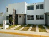 Casas elegantes de precio estupendo para vivir en Villa Nicolás Romero, México