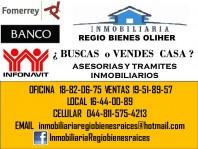 Tramites de compraventa de casas usadas por medio en Gral. Escobedo, Nuevo Leon