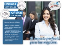 Oficinas físicas a partir de 3000 mxn. Hermosillo, en Hermosillo, Sonora