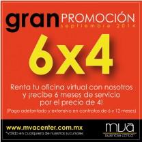 Oficinas VIRTUALES MVA Colima en Colima, Colima
