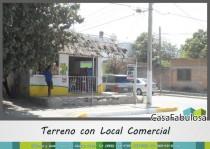 Local Con Terreno, muy cerca av. La Marina. en Mazatlán, Sinaloa