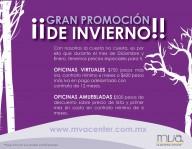 UBICACIÓN para tu OFICINA FÍSICA Y/O VIRTUAL en Zapopan, Jalisco