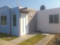 VENTA DE CASAS NUEVAS en Zacatelco, Tlaxcala