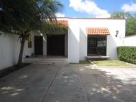 PRECIOSA CASA 3 REC. 1 PLANTA, JARDIN Y  PISCINA en Mérida, Yucatán