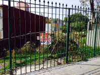 terreno bien ubicado  fracc. lomas de la hacienda en Ciudad Adolfo López Mateos, México