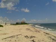 ~Lote frente al mar en Benito Juarez, Quintana Roo