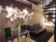 Renta de departamento tipo loft de 2 habitaciones. en Ciudad de México, Distrito Federal