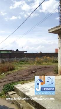 SE VENDE TERRENO EN SAN MARTÍN en Ixtapaluca, Mexico