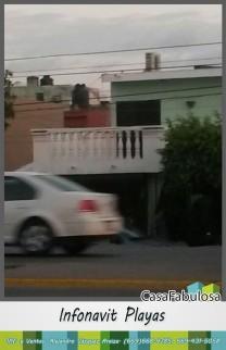 Casa en Venta en el Infonavit Playas en Mazatlán, Sinaloa