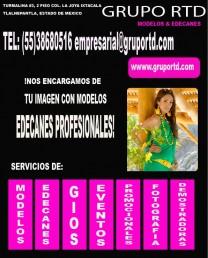 HAZ QUE TU EVENTO CREZCA CON SERVICIO DE EDECAN en Tlalnepantla de Baz, México