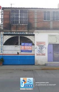 Se renta local comercial, ubicada en la Venta en Ixtapaluca, México
