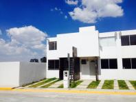 Hermosa casa en condominio residencial en Cuautitlán Izcalli, México