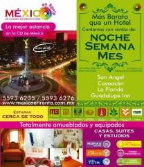 Hotelito Casa Caracol muy cerca de zonas de interé en Ciudad de México, Distrito Federal