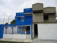 VENDO CASA NUEVA EN LA COL. LA HACIENDA en Puebla, Puebla